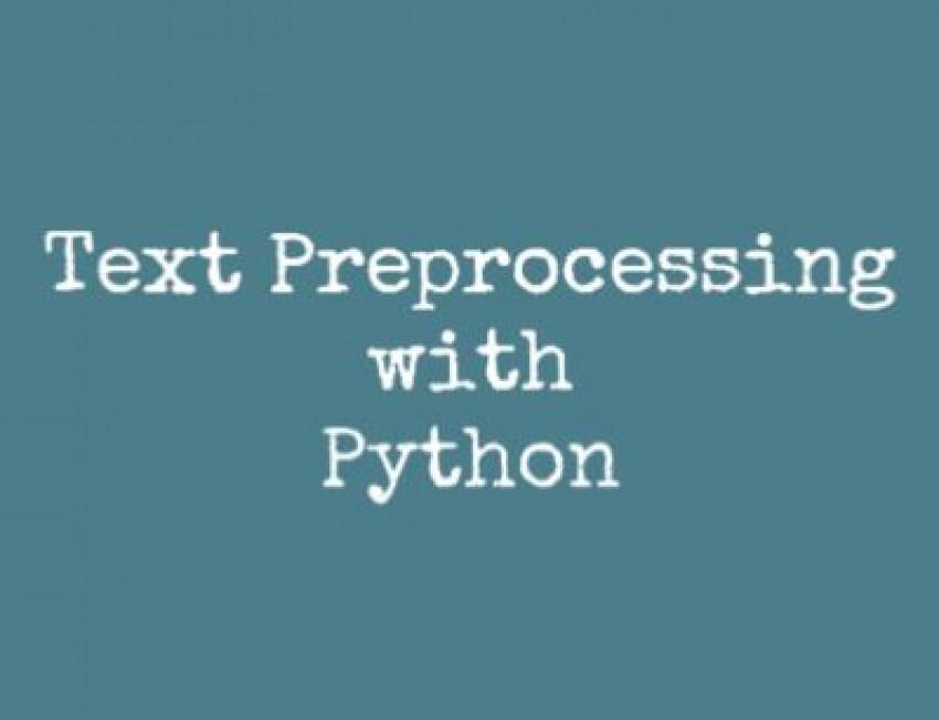normalisasi data text text preprocessing dengan python